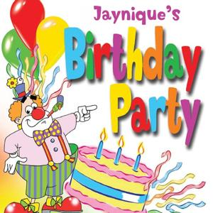 Jaynique's Birthday Party
