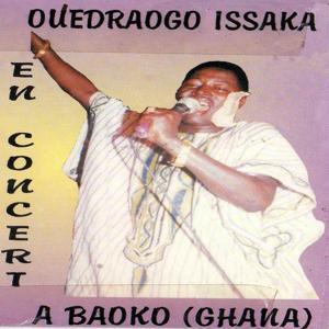 Ouedraogo Issaka en concert à Baoko, Ghana