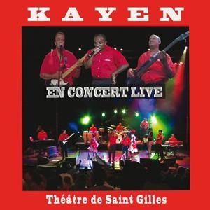 Kayen en concert Live au Théatre de Saint Gilles