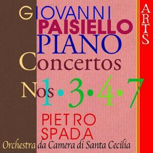 Paisiello: Piano Concertos Nos. 1, 3, 4 & 7