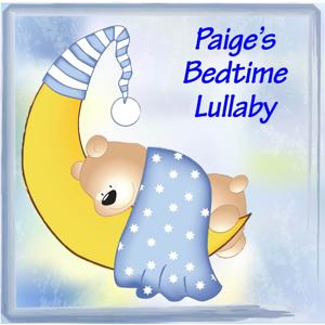 Paige's Bedtime Lullaby