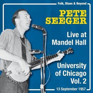 Live At Mandel Hall, University of Chicago, Vol. 2 (13 Septembeer 1957)