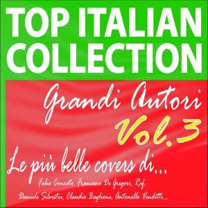 Top Italian Collection: Grandi autori, vol. 3 (Le più belle covers di Fabio Concato, Francesco De Gregori, Raf, Daniele Silvestri, Claudio Baglioni, Antonello Venditti...)