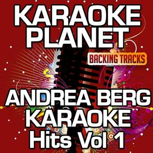 Andrea Berg Karaoke Hits, Vol. 1 (Karaoke Planet)