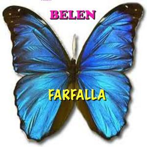 Belen e la Farfalla (La Farfalla Di Belen)