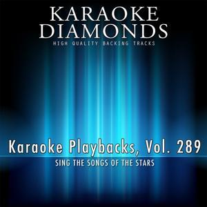 Karaoke Playbacks, Vol. 289