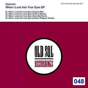 When I Look Into Your Eyes EP