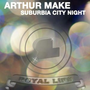 Suburbia City Night
