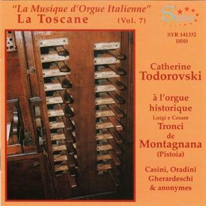 La musique d'orgue italienne, vol. 7 (La Toscane)