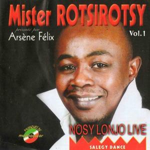 Nosy Lonjo Live, Vol. 1 (Présenté par Arsène Félix)