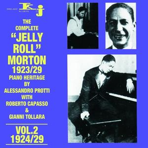 The Complete Jelly Roll Morton Piano Heritage, Vol.2