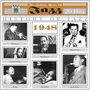 The Golden Years of Jazz (1948) (20 Hits)