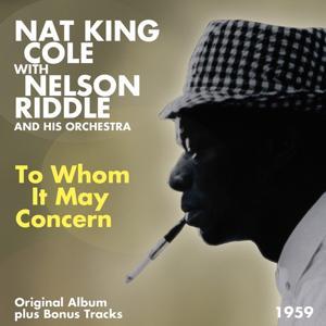 To Whom It May Concern (Original Album Plus Bonus Tracks 1959)