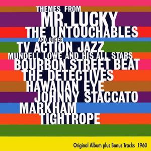More TV Action Jazz! (Original Living Stereo Plus Bonus Album 1960)