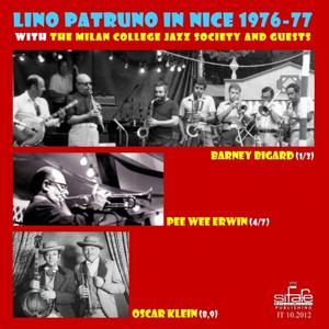 Lino Patruno in Nice 1976 -1977