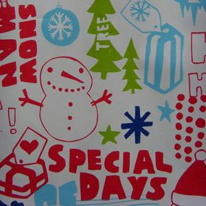 Special Days (Christmas Day)