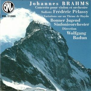Brahms: Concerto pour violon et orchestre & Variations sur un thème de Haydn