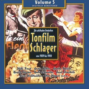 Die schönsten deutschen Tonfilmschlager von 1929 bis 1950, Vol. 5
