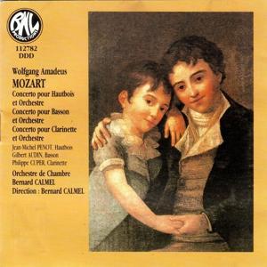 Mozart: Concertos pour hautbois, basson et clarinette