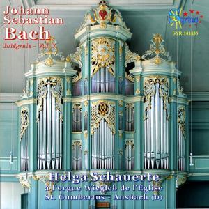 Bach: Intégrale orgue, vol. 7