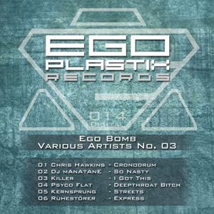 EGO BOMB no.3