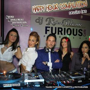Happy Hour Compilation Session Two (Selected By Roberto Del Conte, Mixed By Cicco)
