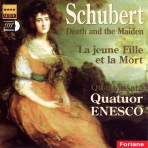 Frantz Schubert: La jeune fille et la mort, Quatuor No. 14 - Quaterttsatz No. 12