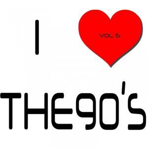 I Heart The 90's, Vol. 5