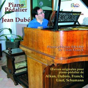 Piano-Pédalier: Œuvres d'Alkan, Dubois, Franck, Liszt, Schumann