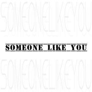 Someone like you (Tribute to Adele)
