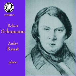 Schumann: Oeuvres pour piano Vol. 2