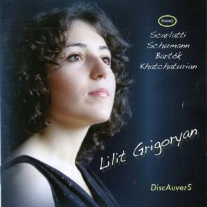 Scarlatti, Schumann, Bartok: Lilit Grigoryan, piano