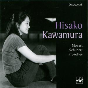 Mozart, Schubert & Prokofiev: Sonates