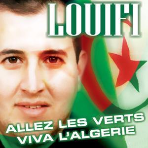 Allez les verts viva l'Algerie