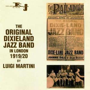 The Original Dixieland Jazz Band In London