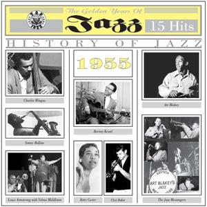 The Golden Years of Jazz (1955) (15 Hits)