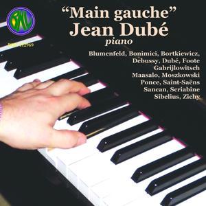 Main gauche (Œuvres pour piano)