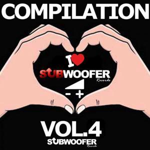 I Love Subwoofer Records Techno Compilation, Vol. 4 (Subwoofer Records)