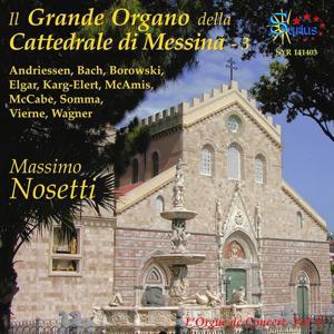 Il Grande Organo della Cattedrale di Messina, vol. 3 (L'orgue de concert)