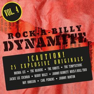 Rock-a-Billy Dynamite, Vol. 4