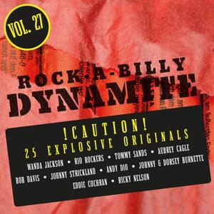 Rock-A-Billy Dynamite, Vol. 27