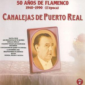 50 Años de Flamenco, Vol. 4 : 1940-1990 (1a. Epoca)