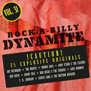 Rock-A-Billy Dynamite, Vol. 31