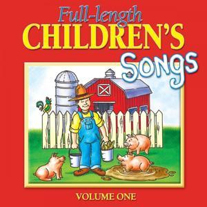 Full-length Children's Songs, Vol. 1