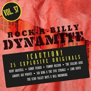 Rock-A-Billy Dynamite, Vol. 37