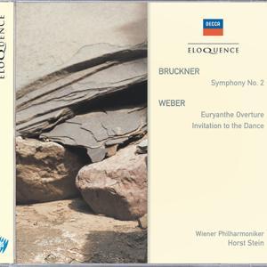 Bruckner: Symphony No.2 / Weber: