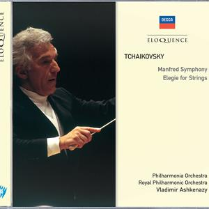 Tchaikovsky: Manfred Symphony; Elégie For Strings