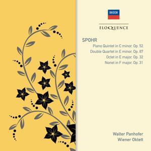 Spohr: Piano Quintet; Double Quartet; Octet; Nonet