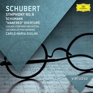 Schubert: Symphony No.9; Schumann: