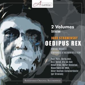 Oedipus Rex, Apollon musagète & Symphonies d'instruments à vent